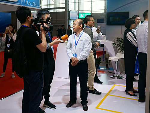 Sicon EV Charger Participated inInternational Electric Vehicle Supply Equipments Fair