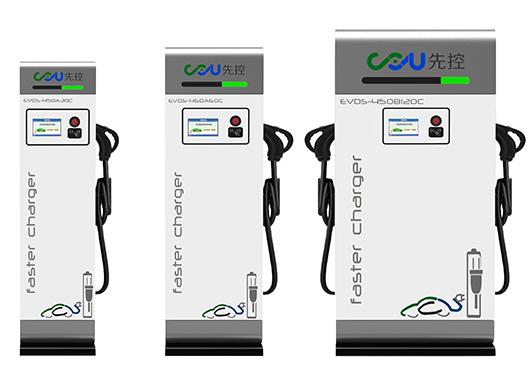DC EV charger