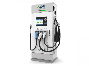 CCS Charger, CHAdeMO Charger