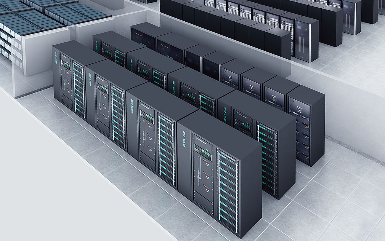 How The Chinese Data Center Market Is Evolving